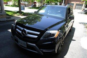 2015 Mercedes-Benz GLK350 4MATIC