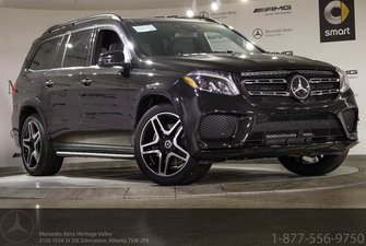 2018 Mercedes-Benz GLS550 4MATIC SUV