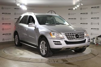 2011 Mercedes-Benz ML350 BlueTEC 4MATIC