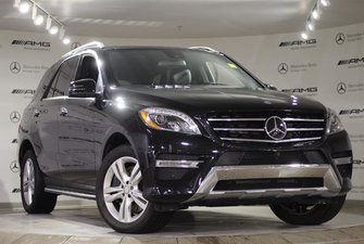 2015 Mercedes-Benz ML400 4MATIC