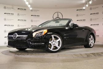 2014 Mercedes-Benz SL550 Roadster