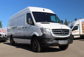 2014 Mercedes-Benz Sprinter 2500 Cargo 170 Ext.