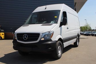 2018 Mercedes-Benz Sprinter V6 2500 Cargo 144