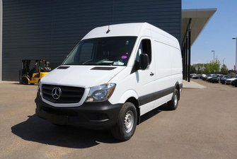 2018 Mercedes-Benz Sprinter 2500 2500 V6 144 WB