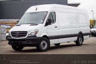 2018 Mercedes-Benz Sprinter V6 2500 Cargo 170 Ext