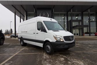 2017 Mercedes-Benz Sprinter V6 3500 Cargo 170