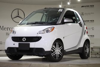 2014 smart Fortwo Pure cpé