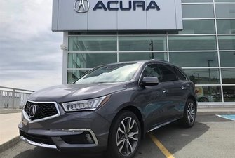 2019 Acura MDX 6P at Elite