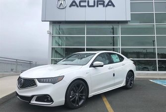 2020 Acura TLX 2.4L P-AWS w/Tech Pkg A-Spec Red