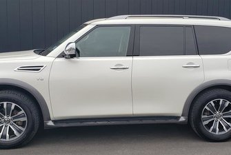 2019 Nissan Armada SL at