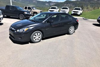 2014 Subaru Impreza 4Dr 2.0i at