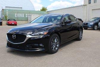2018  Mazda6 GS Luxury