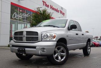 2007 Dodge RAM truck RAM 1500 ST - B/U CAMERA, WINDOW TINT