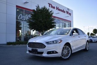 2016 Ford Fusion SE - B/U CAMERA, BLUETOOTH, CD PLAYER