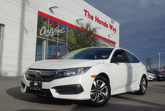 2016 Honda Civic DX