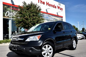 2009 Honda CR-V EX-L - SUNROOF, LEATHER, HEATED SEATS, AUX