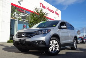 2014 Honda CR-V TOURING - SUNROOF, NAVI, B/U CAMERA