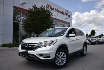 2016 Honda CR-V EX-L - SUNROOF, B/U CAMERA, BLUETOOTH, TINT