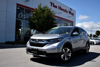 2017 Honda CR-V LX - BLUETOOTH, TINTED WINDOWS, B/U CAMERA