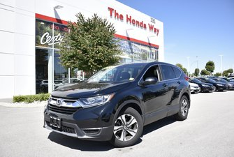 2017 Honda CR-V LX - KEYLESS START, APPLE CARPLAY, B/U CAMERA