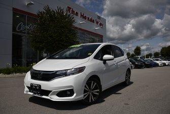 2018 Honda Fit EX - BLUETOOTH, B/U CAMERA, SUNROOF, APPLE CARPLAY