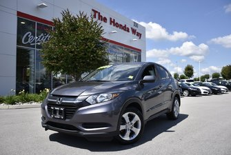 2016 Honda HR-V LX - BLUETOOTH, HEATED SEATS, B/U CAMERA, TINT