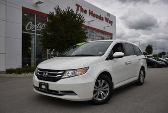 2014 Honda Odyssey EX - HITCH, BLUETOOTH, B/U CAMERA, ENT. SYSTEM