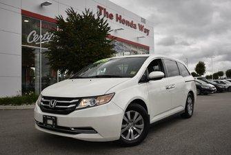 2014 Honda Odyssey EX - KEYLESS START, BACK UP CAMERA, NEW TIRES