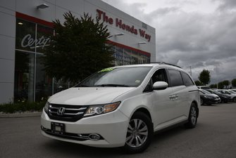 2015 Honda Odyssey EX - ROOF RACKS, BLUETOOTH, B/U CAMERA