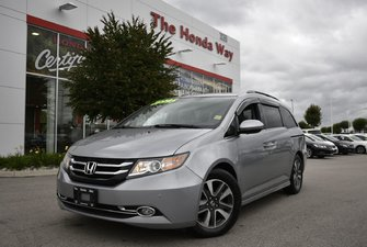 2016 Honda Odyssey TOURING ELITE - ENT. SYSTEM, NAVI, B/U CAMERA