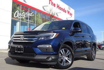 2017 Honda Pilot EX-L - BLUETOOTH, NAVI, B/U CAMERA, SUNROOF