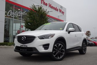 2016 Mazda CX-5 GT - NAVI, BLUETOOTH, B/U CAMERA, LEATHER