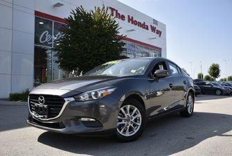 2018 Mazda Mazda3 GS - WINTER TIRES, BLUETOOTH, NAVI