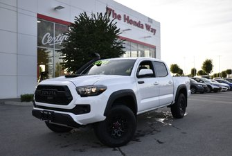 2019 Toyota Tacoma TRD OFF ROAD - SNORKEL, HITCH, NAVI