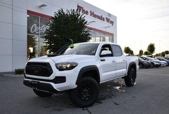 2019 Toyota Tacoma TRD OFF ROAD - SNORKEL, HITCH, NAVI