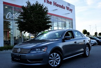2015 Volkswagen Passat TRENDLINE - HEATED SEATS, BLUETOOTH, B/U CAMERA