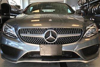 2017 Mercedes-Benz C300 4MATIC Coupe