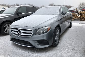 2019 Mercedes-Benz E300 4MATIC Sedan