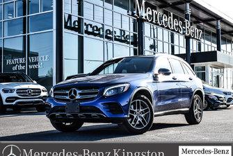 2018 Mercedes-Benz GLC 4MATIC SUV