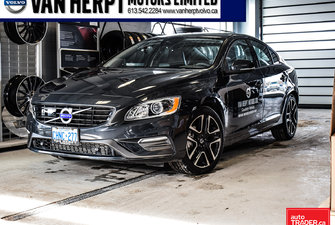 2018 Volvo S60 T6 AWD Dynamic