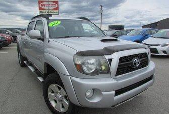 2011 Toyota Tacoma TRD Sport