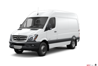 2018 Mercedes-Benz Sprinter V6 3500 Cargo 170 Ext.
