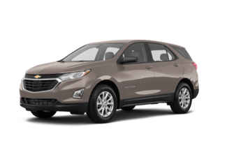 2019 Chevrolet Equinox LS 1.5T FWD LS