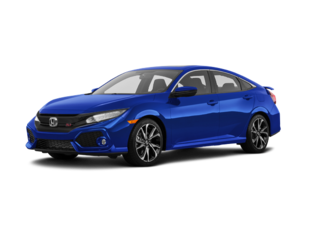 2019 Honda Civic SI sedan BASE