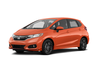 2019 Honda Fit sport Sport