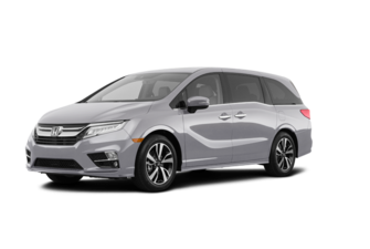2019 Honda ODYSSEY TOURING Touring