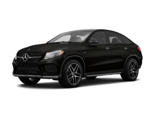 Mercedes-Benz GLE43 AMG 4MATIC Coupe 2019