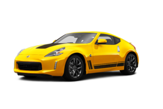 2019 Nissan 370Z coupe HERITAGE EDITION YELLOW