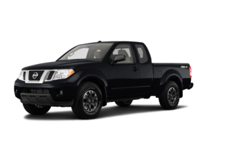 2019 Nissan Frontier King Cab PRO-4X 4X4 6sp