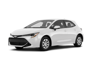 Toyota COROLLA HB TOYOTA COR IM AUT 2019